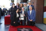Alex Trebek Photo - LOS ANGELES - NOV 24  Harry Friedman Chamber officials Pat Sajak Vanna White Alex Trebek at the Harry Friedman Star Ceremony on the Hollywood Walk of Fame on November 24 2019 in Los Angeles CA