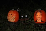 Paul Walker Photo - LOS ANGELES - OCT 4  Joan Rivers Paul Walker Carved Pumpkins at the RISE of the Jack OLanterns at Descanso Gardens on October 4 2014 in La Canada Flintridge CA