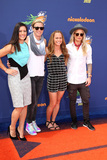 Ali Krieger Photo - SAN DIEGO - JUL 16  Ali Krieger Abby Wambach Christie Rampone Ashlyn Harris at the 2015 Kids Choice Sports at the UCLAs Pauley Pavilion on July 16 2015 in Westwood CA