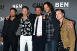 Amel Photo - LOS ANGELES - AUG 4  Misha Collins Jensen Ackles Stephen Amell Jared Padalecki Alexander Calvert at the  CW Summer TCA All-Star Party at the Beverly Hilton Hotel on August 4 2019 in Beverly Hills CA