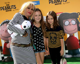 Betsy Johnson Photo - LOS ANGELES - NOV 1  Betsy Johnson grandchildren at the The Peanuts Movie Los Angeles Premiere at the Village Theater on November 1 2015 in Westwood CA