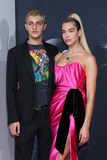 Anwar Hadid Photo - LOS ANGELES - NOV 24  Anwar Hadid Dua Lipa at the 47th American Music Awards - Arrivals at Microsoft Theater on November 24 2019 in Los Angeles CA