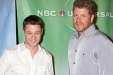 Adam Baldwin Photo - Ben McKenzie  Michael Cudlitz   arriving at the NBC TCA Party at The Langham Huntington Hotel  Spa in Pasadena CA  on August 5 2009