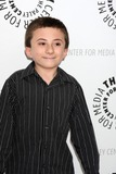 Atticus Shaffer Photo - LOS ANGELES - AUG 13  Atticus Shaffer at the Disneys Fish Hooks PaleyFest Family 2011 Event at Paley Center for Media on the August 13 2011 in Beverly HIlls CA