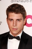Nolan Funk Photo - LOS ANGELES - FEB 22  Nolan Funk at the Elton John Oscar Party 2015 at the City Of West Hollywood Park on February 22 2015 in West Hollywood CA