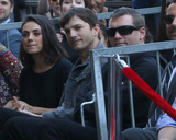 Ashton Kutcher Photo - LOS ANGELES - MAY 3  Mila Kunis Ashton Kutcher Sam Worthington at the Zoe Saldana Star Ceremony  on the Hollywood Walk of Fame on May 3 2018 in Los Angeles CA