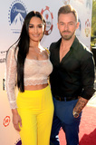Artem Chigvintsev Photo - LOS ANGELES - JUL 24  Nikki Bella Artem Chigvintsev at the 9th Annual Variety Charity Poker  Casino Night at the Paramount Studios on July 24 2019 in Los Angeles CA