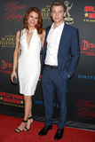 Chad Duell Photo - LOS ANGELES - APR 26  Courtney Hope Chad Duell at the NATAS Daytime Emmy Nominees Reception at the Hollywood Museum on April 26 2017 in Los Angeles CA
