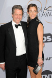 Hugh Grant Photo - LOS ANGELES - JAN 27  Hugh Grant Anna Elisabet Eberstein at the 25th Annual Screen Actors Guild Awards at the Shrine Auditorium on January 27 2019 in Los Angeles CA