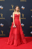 Amanda Crew Photo - LOS ANGELES - SEP 18  Amanda Crew at the 2016 Primetime Emmy Awards - Arrivals at the Microsoft Theater on September 18 2016 in Los Angeles CA