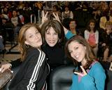 Adrienne Leone Photo - Rachel KimseyKate LinderAdrienne LeonHarlem Globetrotters GameStaples CenterLos Angeles CAFebruary 20 2006