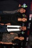 Anisha Nagarajan Photo - LOS ANGELES - DEC 4  Outsourced cast members Parvesh Cheena Rebecca Hazlewood Rizwan Manji and Anisha Nagarajan arrives at Varietys Power of Comedy 2010 at Club Nokia on December 4 2010 in Los Angeles CA