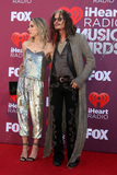 Steven Tyler Photo - LOS ANGELES - MAR 14  Aimee Preston Steven Tyler at the iHeart Radio Music Awards - Arrivals at the Microsoft Theater on March 14 2019 in Los Angeles CA