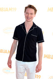Calum Worthy Photo - LOS ANGELES - JUL 27  Calum Worthy at the 3rd Annual MBJAM19 at the Dave  Busters on July 27 2019 in Los Angeles CA