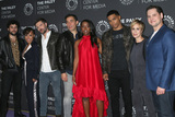 Amirah Vann Photo - LOS ANGELES - NOV 19  Jack Falahee Amirah Vann Charlie Weber Conrad Ricamora Aja Naomi King Rome Flynn Liza Weil Matt McGorry at the  How To Get Away With Murder Final Season Celebration at Paley Center for Media on November 19 2019 in Beverly Hills CA