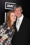 Alan Ruck Photo - LOS ANGELES - MAR 26  Mireille Enos Alan Ruck arrives at  the AMCs The Killing Season 2 Premiere at the ArcLight Theaters on March 26 2012 in Los Angeles CA