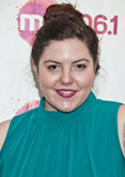 Mary Lambert Photo - BALA CYNWYD PA USA - JULY 21 American Singer-Songwriter Mary Lambert Visits Mix 106s Performance Theatre on July 21 2016 in Bala Cynwyd Pennsylvania United States (Photo by Paul J FroggattFamousPix)