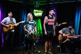 Neon Trees Photo - BALA CYNWYD PA USA - JULY 21 American Alternative Rock Band Neon Trees Perform at Radio 1045s Performance Theatre on July 21 2015 in Bala Cynwyd Pennsylvania United States (Photo by Paul J FroggattFamousPix)