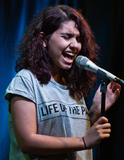 Alessia Cara Photo - BALA CYNWYD PA USA - AUGUST 25 Canadian Singer-Songwriter Alessia Cara Performs at Q102s Performance Theatre on August 25 2015 in Bala Cynwyd Pennsylvania United States (Photo by Paul J FroggattFamousPix)