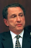 Arlen Specter Photo - Arlen Specter7082JPG WASHINGTON STOCKWashington DC - July 8 1997 - Sen Arlen Specter (R-PA) member of the Senate Governmental Affairs Committee investigating alleged abuses in campaign funding in 1996  Specter is a moderate Republican who supports overhauling the campaign finance system and favors a broad investigation into past practices  He achieved notoriety for his harsh questioning of Anita Hill during the 1991 confirmation hearings for Supreme Court Justice Clarence ThomasDigital Photo by Ron Sachs-CNP-PHOTOlinknet
