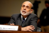 Ben Bernanke Photo - Washington DC 7212010RESTRICTED NEW YORKNEW JERSEY OUTNO NEW YORK OR NEW JERSEY NEWSPAPERS WITHIN A 75  MILE RADIUSChairman Ben Bernanke on Capitol HillFederal Reserve Chairman Ben Bernanke testifies before the Senate Banking Committee on the monetary policy report on Capitol HillDigital photo by Elisa Miller-PHOTOlinknet