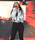 Alessia Cara Photo - Photo by gotpapstarmaxinccomSTAR MAX2017ALL RIGHTS RESERVEDTelephoneFax (212) 995-119651317Alessia Cara at 1027 KIIS FMs 2017 Wango Tango Concert in Carson CA