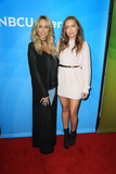 Brandi Cyrus Photo - Photo by gotpapstarmaxinccomSTAR MAX2017ALL RIGHTS RESERVEDTelephoneFax (212) 995-119632017Tish Cyrus and Brandi Cyrus at The 2017 NBCUniversal Summer Press Day in Los Angeles CA