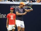 Novak Djokovic Photo - Photo by John NacionstarmaxinccomSTAR MAX2018ALL RIGHTS RESERVEDTelephoneFax (212) 995-119682518Novak Djokovic and Rafael Nadal at the 2018 Arthur Ashe Kids Day in New Yor City