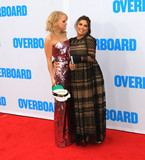 Anna Faris Photo - Photo by gotpapstarmaxinccomSTAR MAX2018ALL RIGHTS RESERVEDTelephoneFax (212) 995-119643018Anna Faris and Eva Longoria at the premiere of Overboard in Los Angeles CA