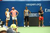 Rafael Nadal Photo - Photo by John NacionstarmaxinccomSTAR MAX2017ALL RIGHTS RESERVEDTelephoneFax (212) 995-119682617Angelique Kerber Rafael Nadal Venus Williams and Roger Federer at Arthur Ashe Kids in Queens New York