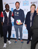 Akon Photo - Photo by John NacionstarmaxinccomSTAR MAX2018ALL RIGHTS RESERVEDTelephoneFax (212) 995-119692518Akon The Crown Prince Haakon and Erna Solberg at The 2018 3rd Annual Global Goals World Cup Event in New York City
