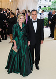 ANN ROMNEY Photo - Photo by ESBPstarmaxinccomSTAR MAX2018ALL RIGHTS RESERVEDTelephoneFax (212) 995-11965718Ann Romney and Mitt Romney at the 2018 Costume Institute Benefit Gala celebrating the opening of Heavenly Bodies Fashion and the Catholic Imagination(The Metropolitan Museum of Art NYC)
