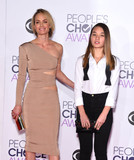 AMBER VALETTA Photo - Photo by KGC-11starmaxinccomSTAR MAX2016ALL RIGHTS RESERVEDTelephoneFax (212) 995-11961616Amber Valetta at The 2016 Peoples Choice Awards(Los Angeles CA)