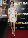 Anna Sophia Robb Photo - Photo by John NacionstarmaxinccomSTAR MAX2018ALL RIGHTS RESERVEDTelephoneFax (212) 995-119681418AnnaSophia Robb at the premiere of Juliet Naked Premiere in New York City