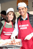 Antonio Villaraigosa Photo - Photo by GPROstarmaxinccomSTAR MAX2017ALL RIGHTS RESERVEDTelephoneFax (212) 995-1196122217Kate Linder and Antonio Villaraigosa at The Los Angeles Mission serves Christmas to the Homeless on Skid Row in Downtown LA