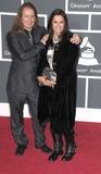 Barbara Orbison Photo - Photo by Galaxystarmaxinccom201013110Barbara Orbison and Roy Orbison Jr at the 52nd Annual Grammy Awards(Los Angeles CA)