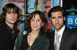 Talia Shire Photo - Photo by REWestcomstarmaxinccom200710407Robert Schwartzman Talia Shire and Jason Schwartzman at the premiere of The Darjeeling Limited(Beverly Hills CA)