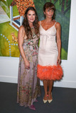 Helena Christensen Photo - Photo by John NacionstarmaxinccomSTAR MAXCopyright 2017ALL RIGHTS RESERVEDTelephoneFax (212) 995-1196101117Brooke Shields and Helena Christensen at Sothebys Take Home A Nude art party and benefit auction(NYC)