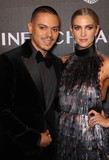 Ashlee Simpson Photo - Photo by John NacionstarmaxinccomSTAR MAX2018ALL RIGHTS RESERVEDTelephoneFax (212) 995-1196102218Evan Ross and Ashlee Simpson at Angel Ball 2018 in New York City