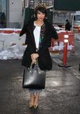 Jackie Cruz Photo - February 6 2014 Jackie Cruz leaving the Desigual show during Mercedes Benz Fashion Week in New York CityKGC-146starmaxinccom