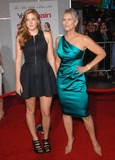 Annie Guest Photo - Photo by Michael Germanastarmaxinccom201092210Annie Guest and Jamie Lee Curtis at the premiere of You Again(Hollywood CA)