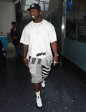 Curtis Jackson Photo - Photo by SMXRFstarmaxinccomSTAR MAX2018ALL RIGHTS RESERVEDTelephoneFax (212) 995-119672618Curtis Jackson (50 Cent) is seen at LAX Airport in Los Angeles CA