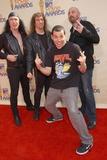 Anvil Photo - Photo by Galaxystarmaxinccom200953109Anvil and Steve-O at the MTV Movie Awards(Universal City CA)
