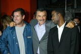 Burt Reynolds Photo - Photo by NPXstarmaxinccom200551905Burt Reynolds with Adam Sandler and Chris Rock at the premiere of The Longest Yard(Hollywood CA)
