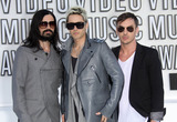30 Seconds to Mars Photo - Jared Leto with his band 30 Seconds to Mars at the MTV Video Music Awards (Los Angeles CA) 91210