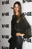 ALLESANDRA AMBROSIO Photo - Allesandra Ambrosio   at the Rage Video Game Launch Party held in China Town Los Angeles