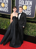 Alison Brie Photo - Photo by GalaxystarmaxinccomSTAR MAXCopyright 2018ALL RIGHTS RESERVEDTelephoneFax (212) 995-11961718Alison Brie and Dave Franco at the 75th Annual Golden Globe Awards(Beverly Hills CA)