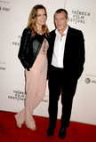 Picasso Photo - Photo by Dennis Van TinestarmaxinccomSTAR MAX2018ALL RIGHTS RESERVEDTelephoneFax (212) 995-119642018Antonio Banderas and Nicole Kempel at the premiere of Genius Picasso at The Tribeca Film Festival in New York City