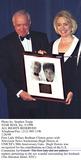 Hugh Downs Photo - Photo by Stephen TruppSTAR MAX Inc - copyright 1998Hillary Clinton and Hugh Downs