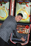 The Bachelors Photo - Photo by Raoul GatchalianstarmaxinccomSTAR MAX2018ALL RIGHTS RESERVEDTelephoneFax (212) 995-119651718THE BACHELOR slot machine unveiling at MGM Grand Hotel  Casino Las Vegas Nevada May 17 2018picture BEN HIGGINS